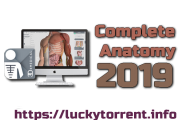 Complete Anatomy 2019 macOS Torrent