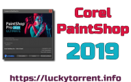 Corel PaintShop 2019 Torrent