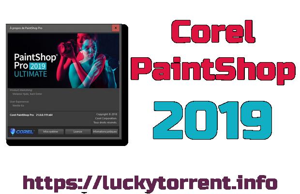 Corel PaintShop 2019 Torrent