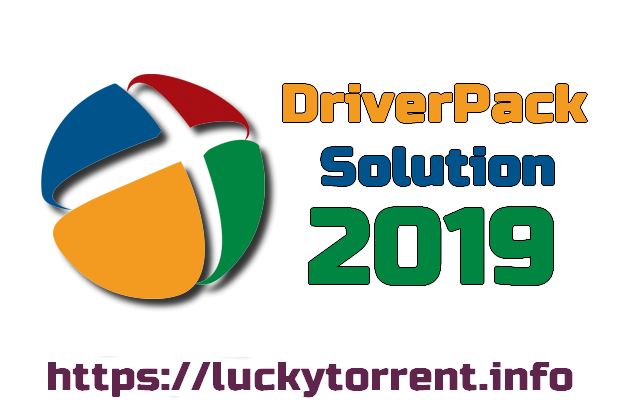 DriverPack Solution 2019 Torrent