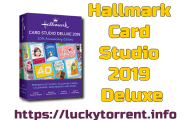 Hallmark Card Studio 2019 Deluxe Torrent
