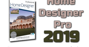 Home Designer Professional 2019 + Crack
