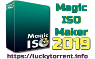 Magic ISO Maker 2019 Torrent