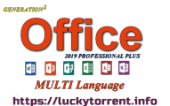 Microsoft Office 2019 Pro Plus Retail x86 x64 MULTi Version 1808 Build 10730.20102