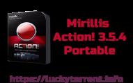 Mirillis Action! 3.5.4 Torrent Portable