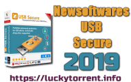 Newsoftwares USB Secure 2019 Torrent
