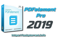 PDFelement Pro 2019 Torrent