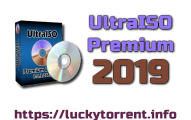 UltraISO Premium 2019 + keygen