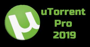 uTorrent Pro 2019 + Crack