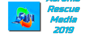 Acronis Rescue Media 2019 Torrent
