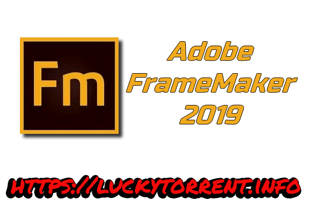 Adobe FrameMaker 2019 Torrent