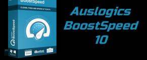 Auslogics BoostSpeed 10 + Crack