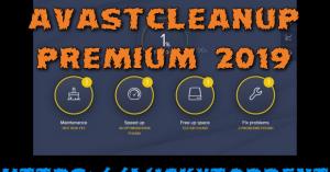 Avast Cleanup Premium 2019 Torrent