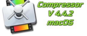 Compressor 4.4.2 macOS Torrent