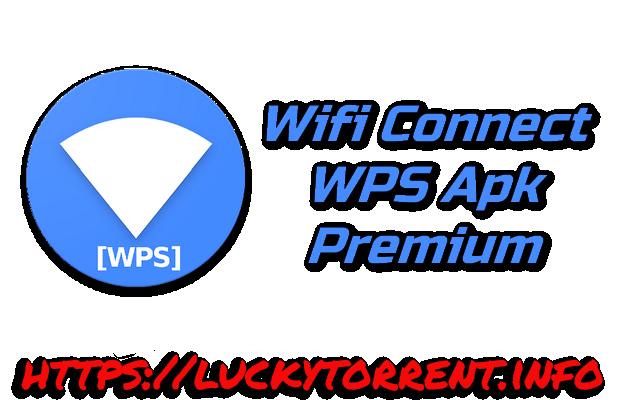 Connexion Wifi WPS v1.2.3 Premium Apk