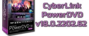 CyberLink PowerDVD 18 Torrent