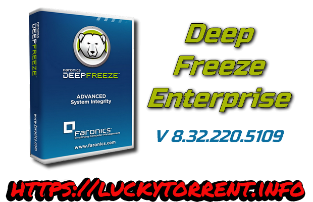 Deep Freeze Enterprise Torrent
