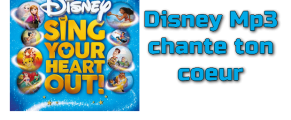 Disney Mp3 chante ton coeur Torrent