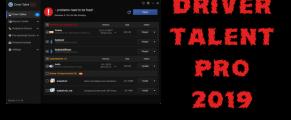 Driver Talent Pro 2019 + Crack