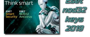 Eset nod32 keys 2019