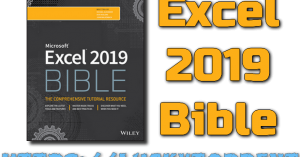 Excel 2019 Bible Torrent