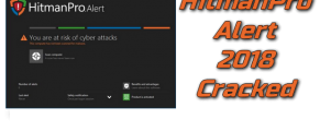 HitmanPro Alert 2018 Cracked