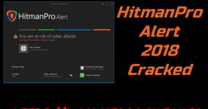 HitmanPro Alert 2018 Cracked