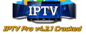 IPTV Pro v4.2.1 Cracker Apk Torrent