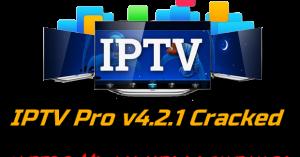 IPTV Pro v4.2.1 Cracker Apk Torrent