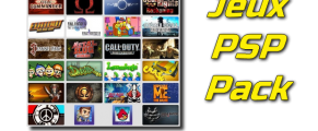 Jeux PSP Pack Torrent