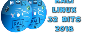KALI LINUX 32 BITS 2018 Torrent