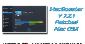 MacBooster 7.2.1 Patched Torrent (Mac OSX)