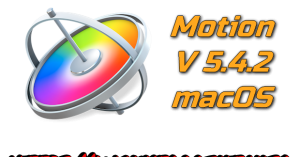 Motion 5.4.2 macOS Torrent