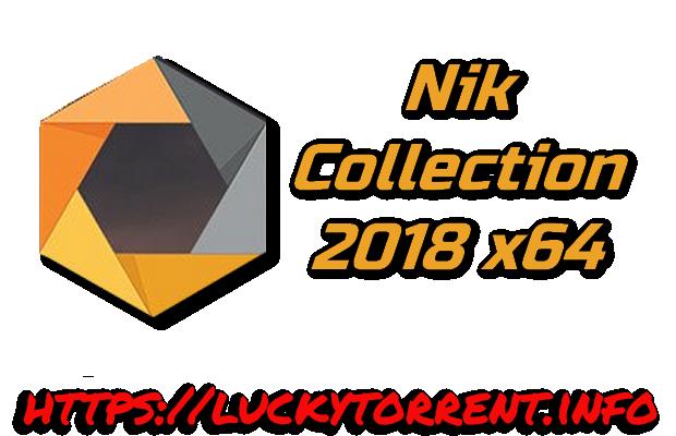 Nik Collection 2018 x64 Torrent