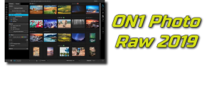 ON1 Photo Raw 2019 + Crack