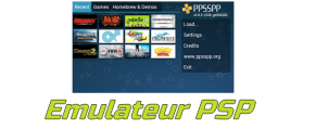 PPSSPP Gold Emulateur PSP Torrent Apk