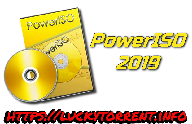 PowerISO 2019 Torrent