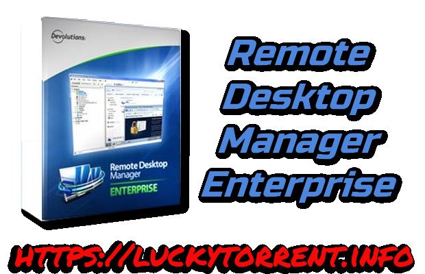 Photo of Remote Desktop Manager Enterprise Torrent