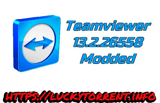 Teamviewer 13.2.26558 Modded Torrent