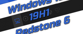 Windows 10 19H1 Redstone 6 Torrent