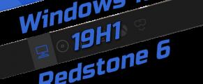 Windows 10 19H1 Redstone 6 Torrent