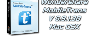 Wondershare MobileTrans 6.9.1.30 Torrent (Mac OSX)