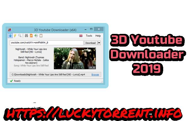 3D Youtube Downloader Torrent