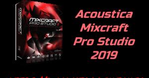 Acoustica Mixcraft Pro Studio 2019 Torrent