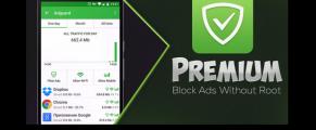 Adguard - Bloquer les annonces sans Root v3.0.129 Premium Apk