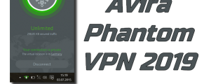 Avira Phantom VPN 2019 Torrent