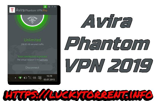 Avira Phantom VPN 2019 Torrent