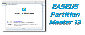 EASEUS Partition Master 13 Torrent
