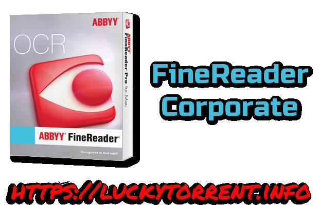 FineReader Corporate FR Torrent