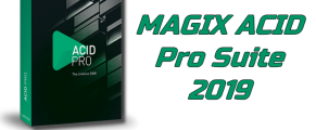 MAGIX ACID Pro Suite 2019 Torrent